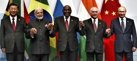 BRICS SUMMIT: Leaders back off strong condemnation of rising protectionism