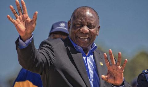 POLL PICKS RAMAPHOSA: ANC 61%, DA 18%, EFF 10% - Ipsos poll