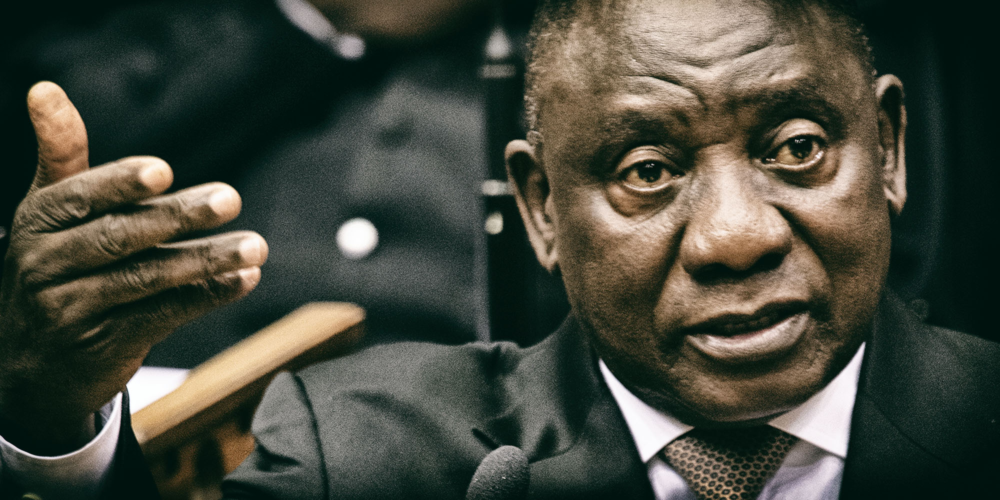 Walking hard, getting nowhere — but Ramaphosa still enjoys a 62% approval level - Daily Maverick