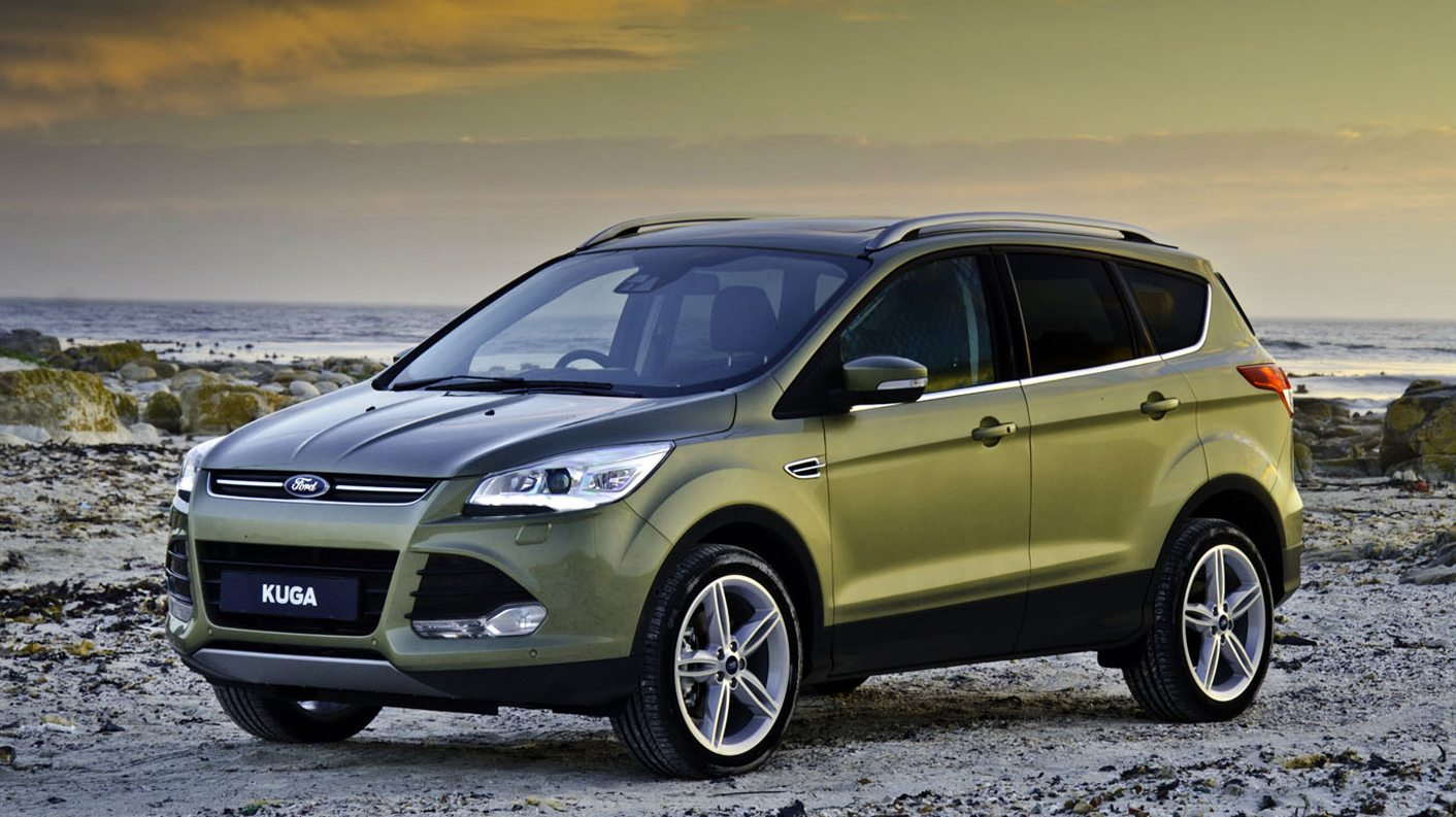 Ford Kuga Surprise And Delight