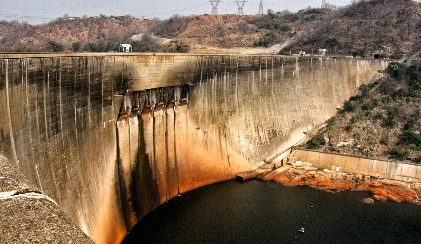 op ed a clear and present danger of kariba dam collaps