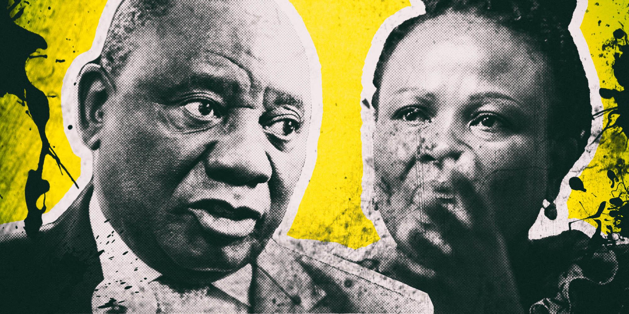BOSASA VERSLAG UITDAGING: Mkhwebane sal nie Ramaphosa se interdik teenstaan nie, maar dring daarop aan dat sy nie agteruitgaan nie - Daily Maverick