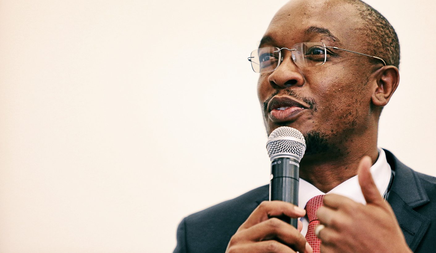 Interview parks tau the mayor who grew into his role daily maverick interview parks tau the mayor who grew into his role thecheapjerseys Choice Image