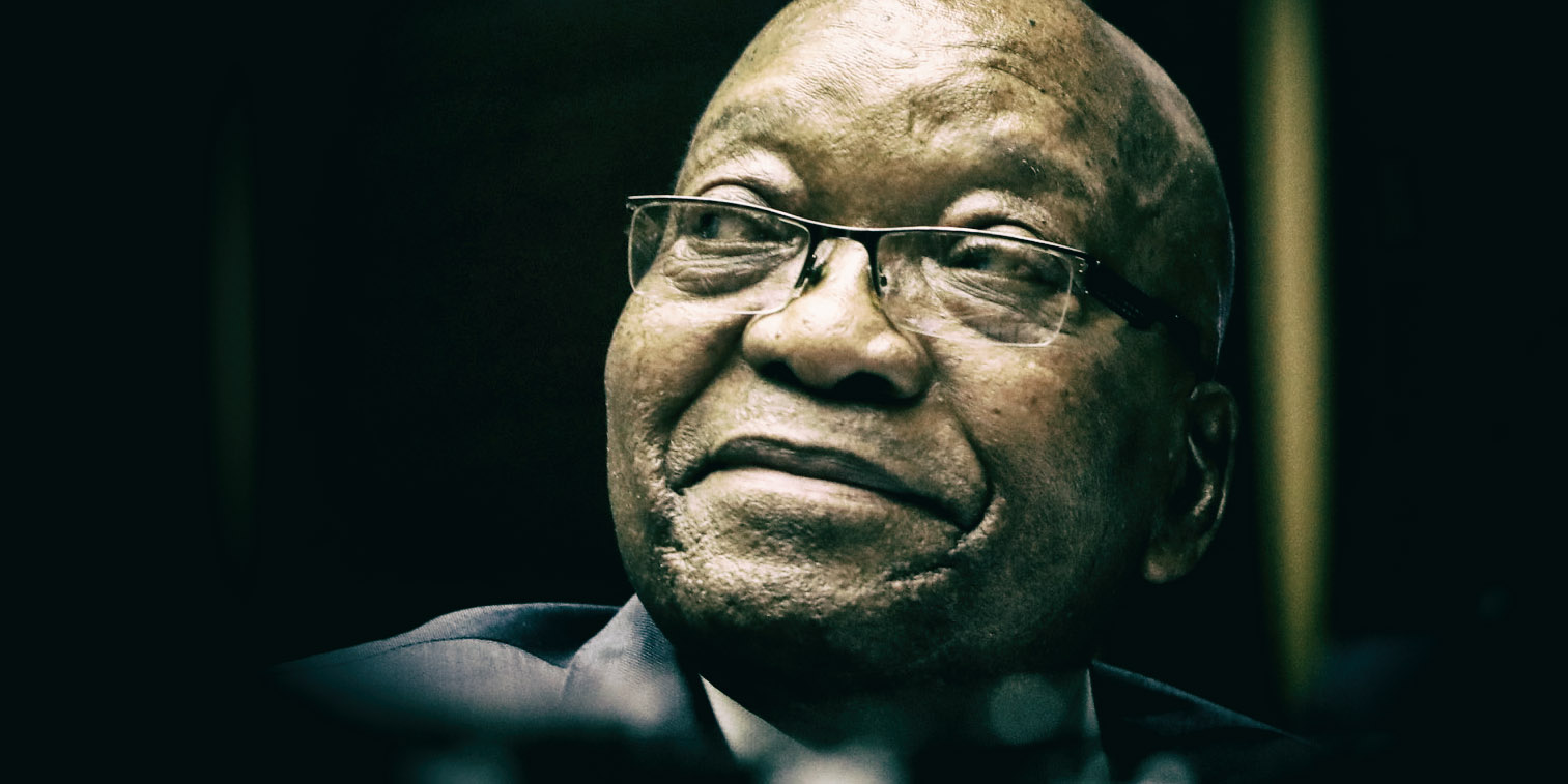 Zuma, the idiot-king who will never go away - Daily Maverick