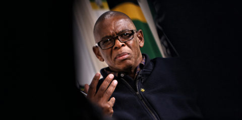 ANALYSIS: Ace Magashule's unstoppable oncoming train, now a few metres closer