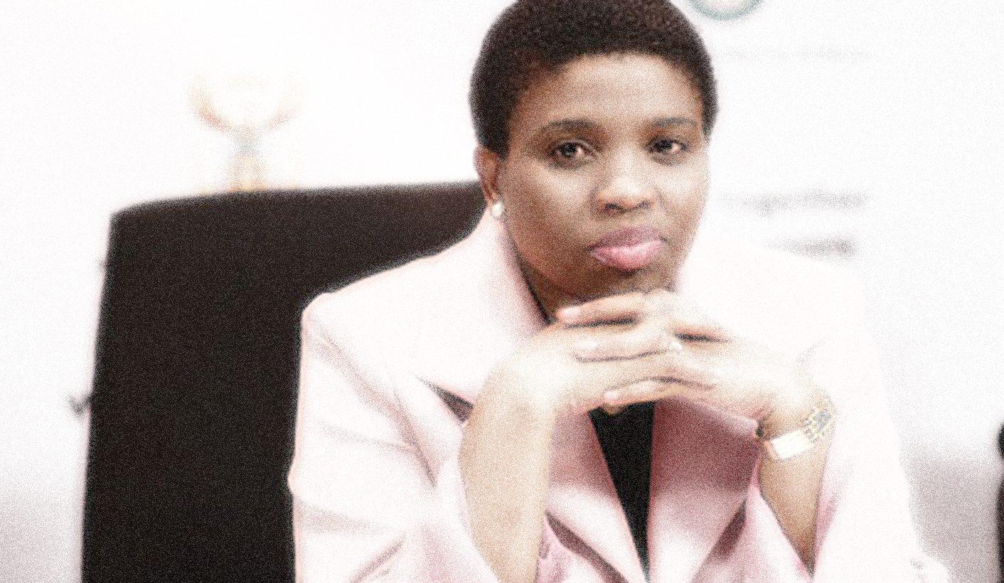 Analysis: The case for Nomgcobo Jiba