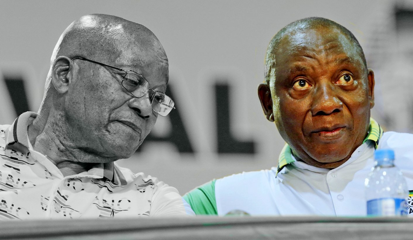 Ace Magashule confirms joining forces with Cyril Ramaphosa to unite the ANC