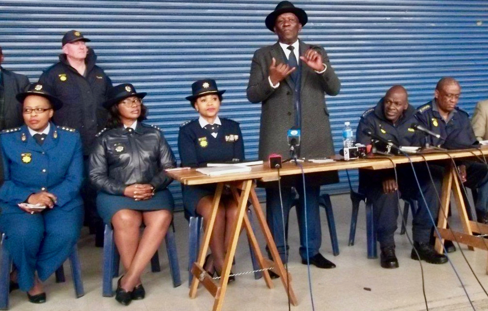 GROUNDUP: Minister hears allegations against police after 11 murdered on weekend