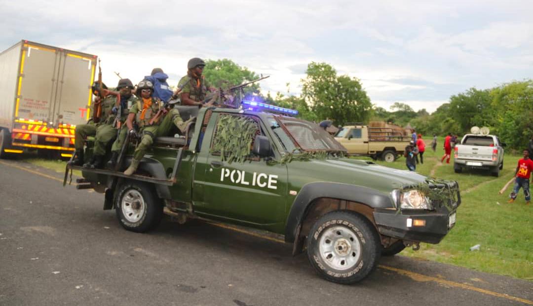 Opposition leader Hakainde Hichilema claims President Edgar Lungu tried to assassinate him