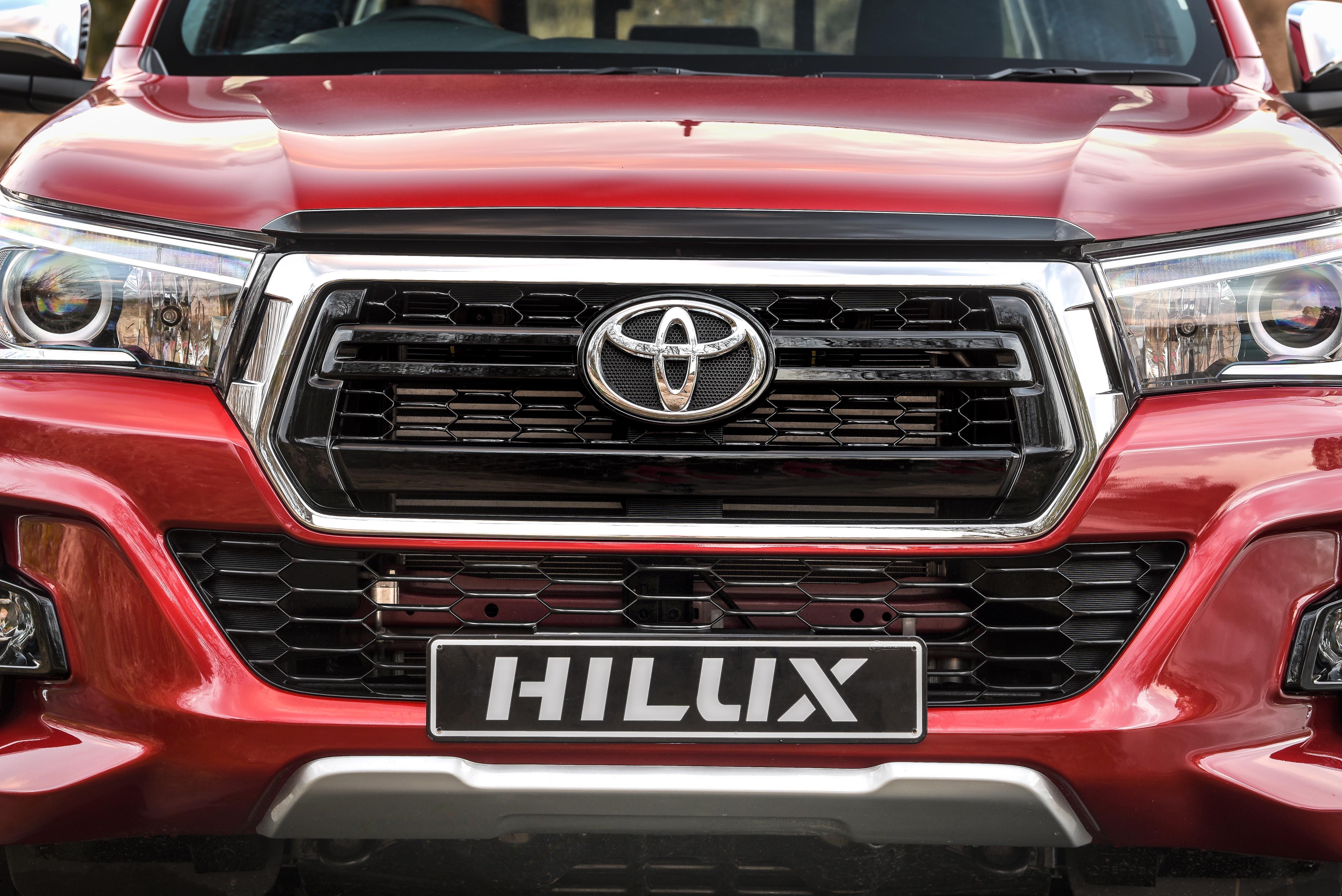 Toyota Hilux D/Cab 2 8 GD-6 Raider 4x4 Manual: Benchmar