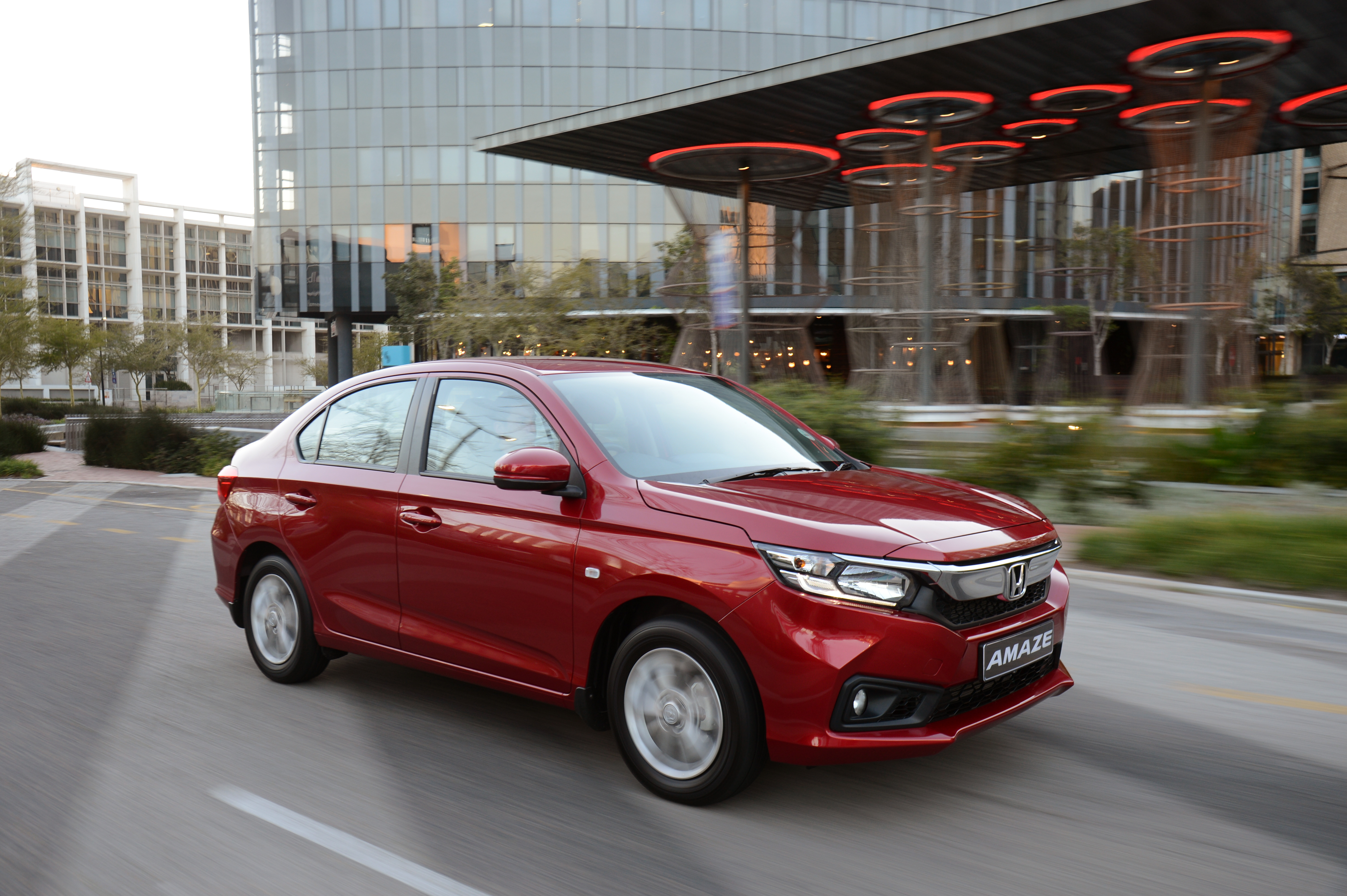 Honda Amaze: Making a case for small sedans
