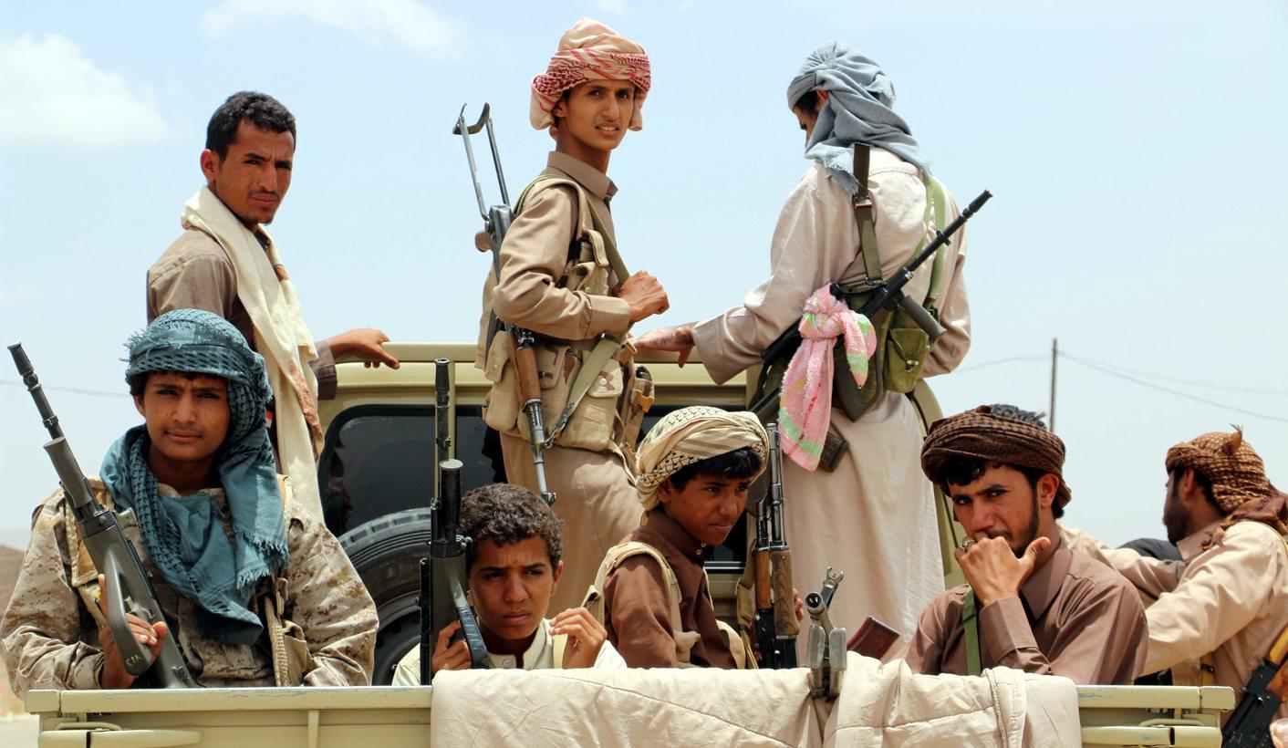 Yemen's Houthis hit Saudi airport, killing one expat, Saudi-led coalition says