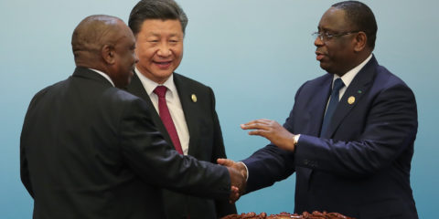 ISS Today: China's salami slicing takes root in Africa