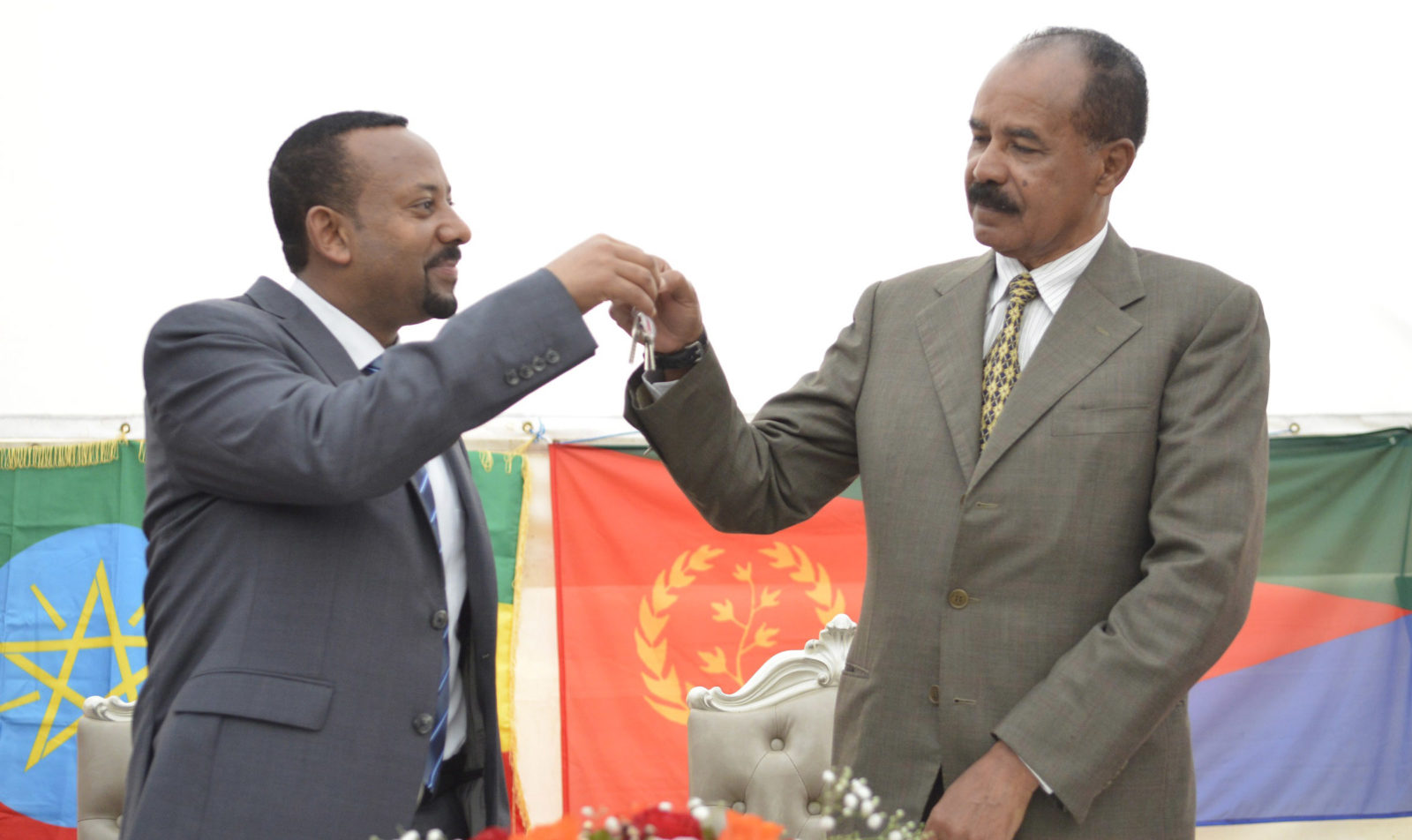The region may benefit from a breakthrough in Ethiopia-