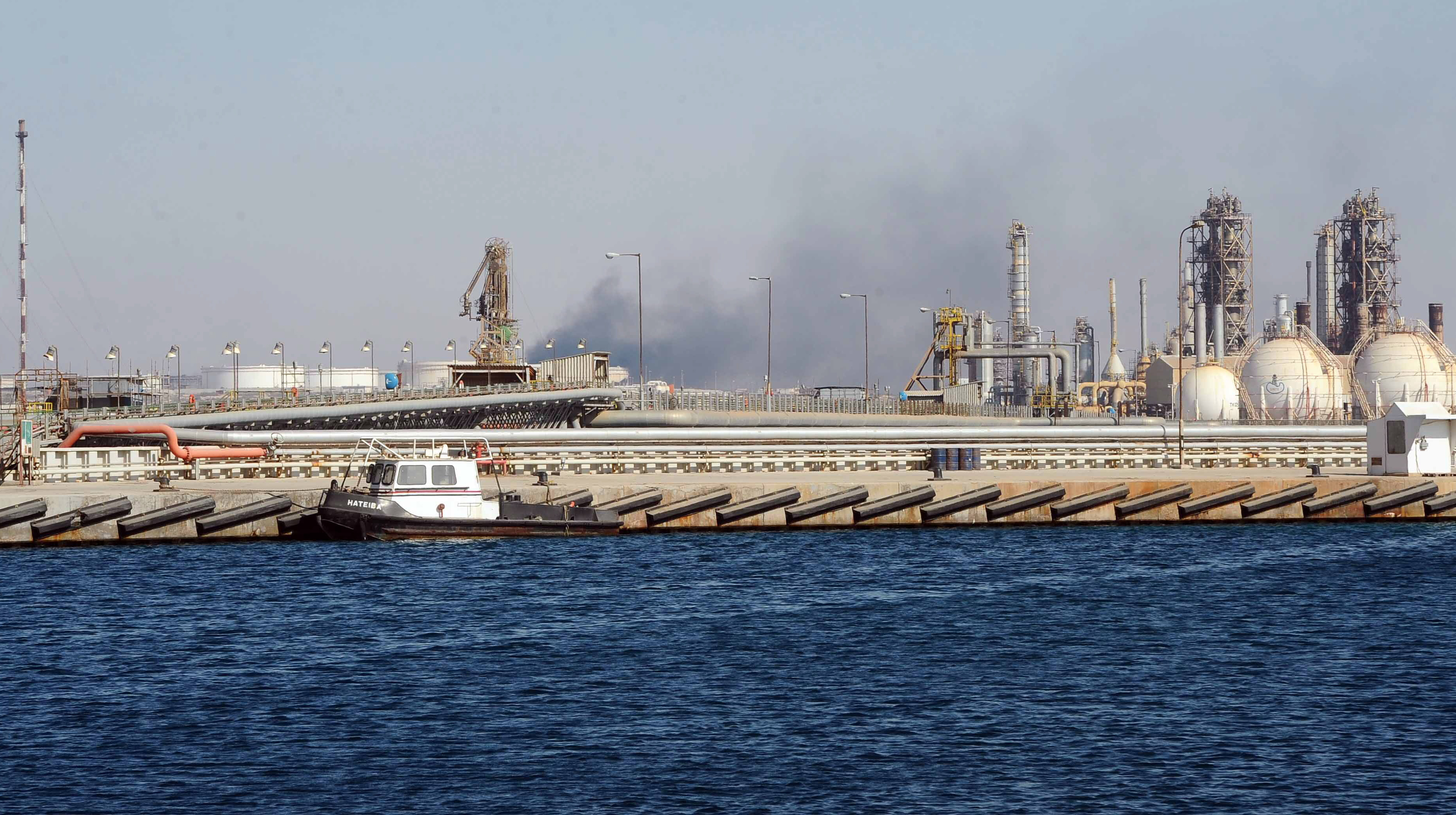 ISS Today: Europe should help get fuel off Libya's fire