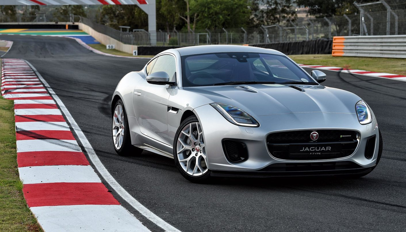 Jaguar F Type Coupe >> Jaguar F Type Coupe 2 0 Lite Or Lightning