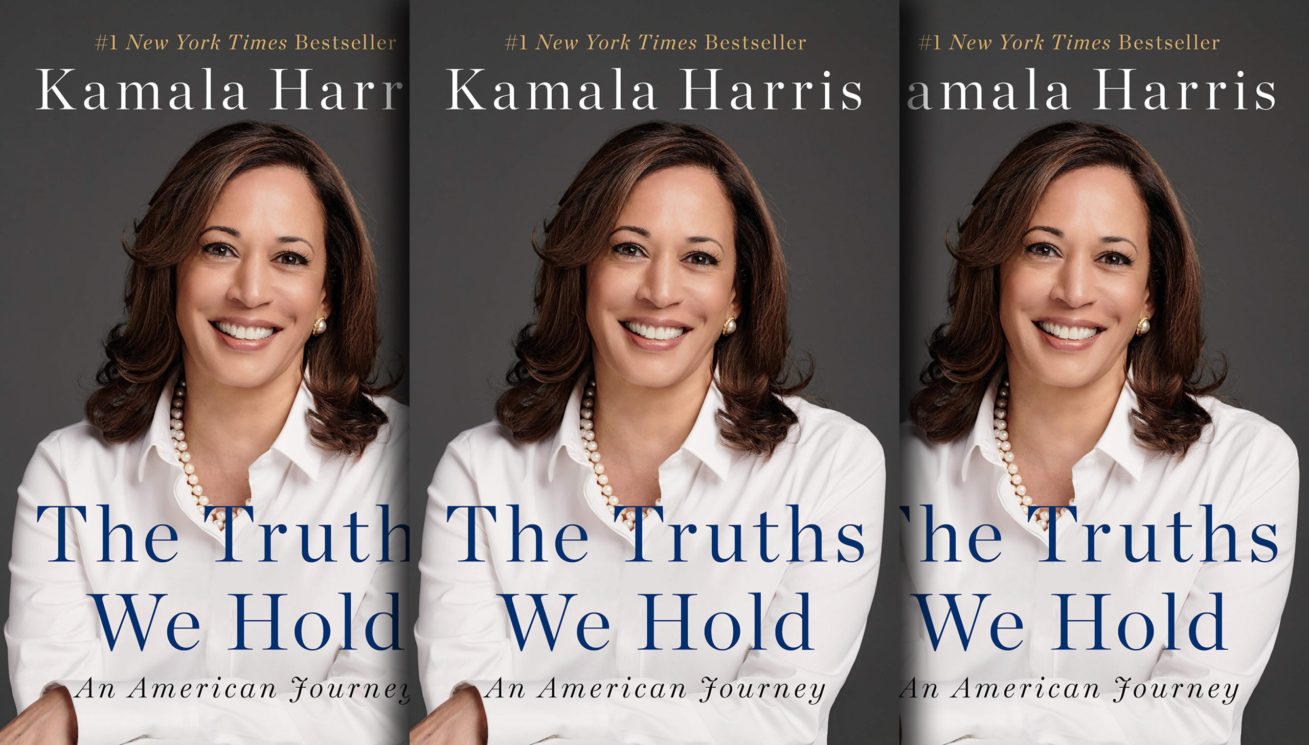 BOOK EXCERPT: The Truths We Hold: An American Journey, by Kamala Harris