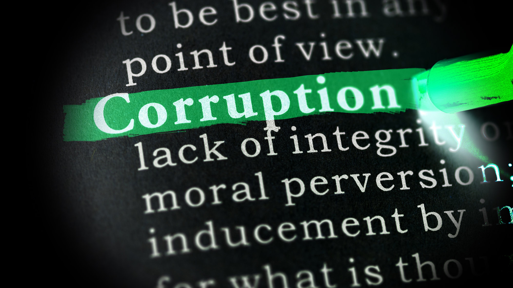 Understanding the psychology of corruption in South Africa