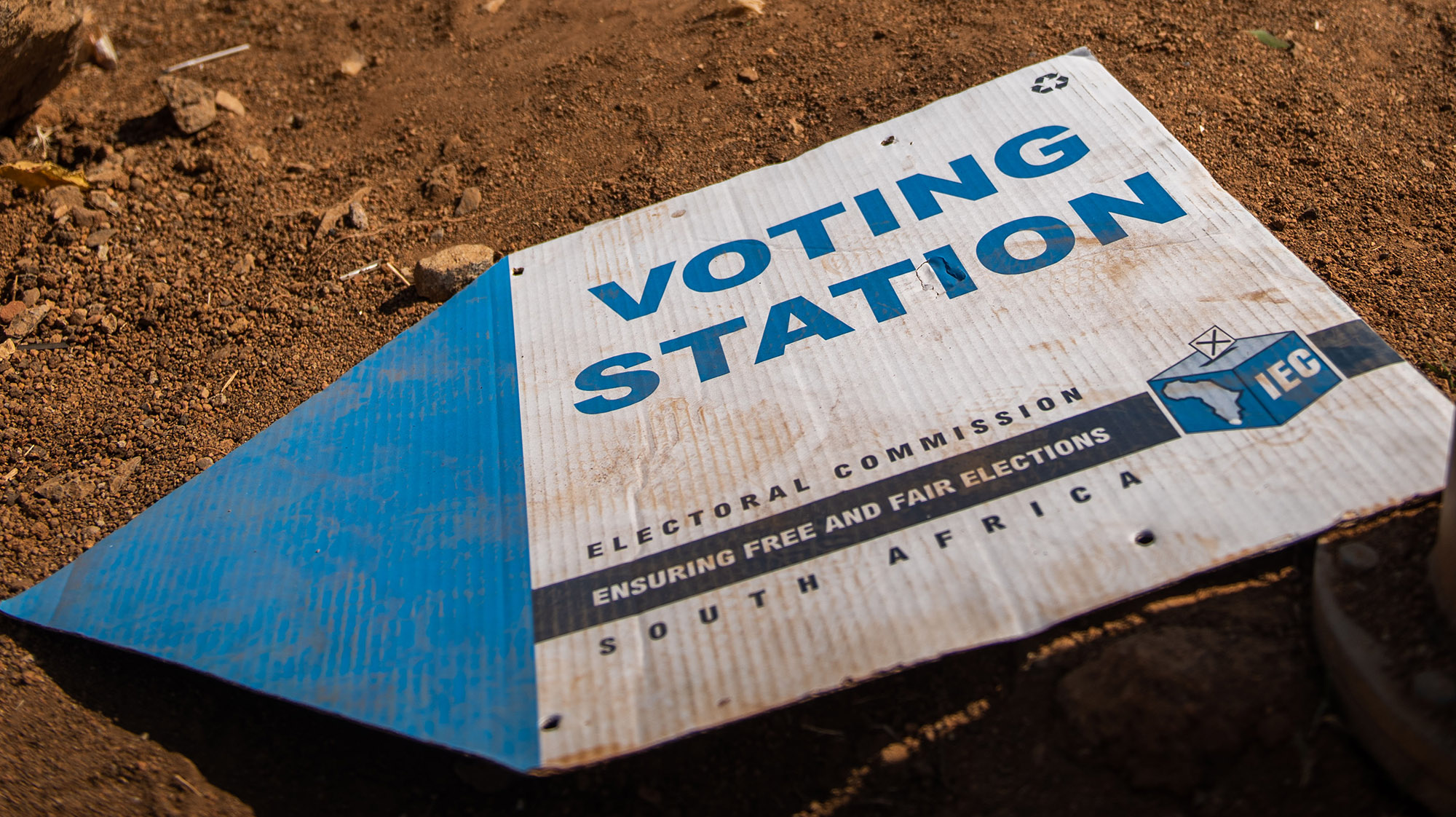 Citizens Survey poll shows ANC, DA down, EFF up – but with an uncertain voter turn-out