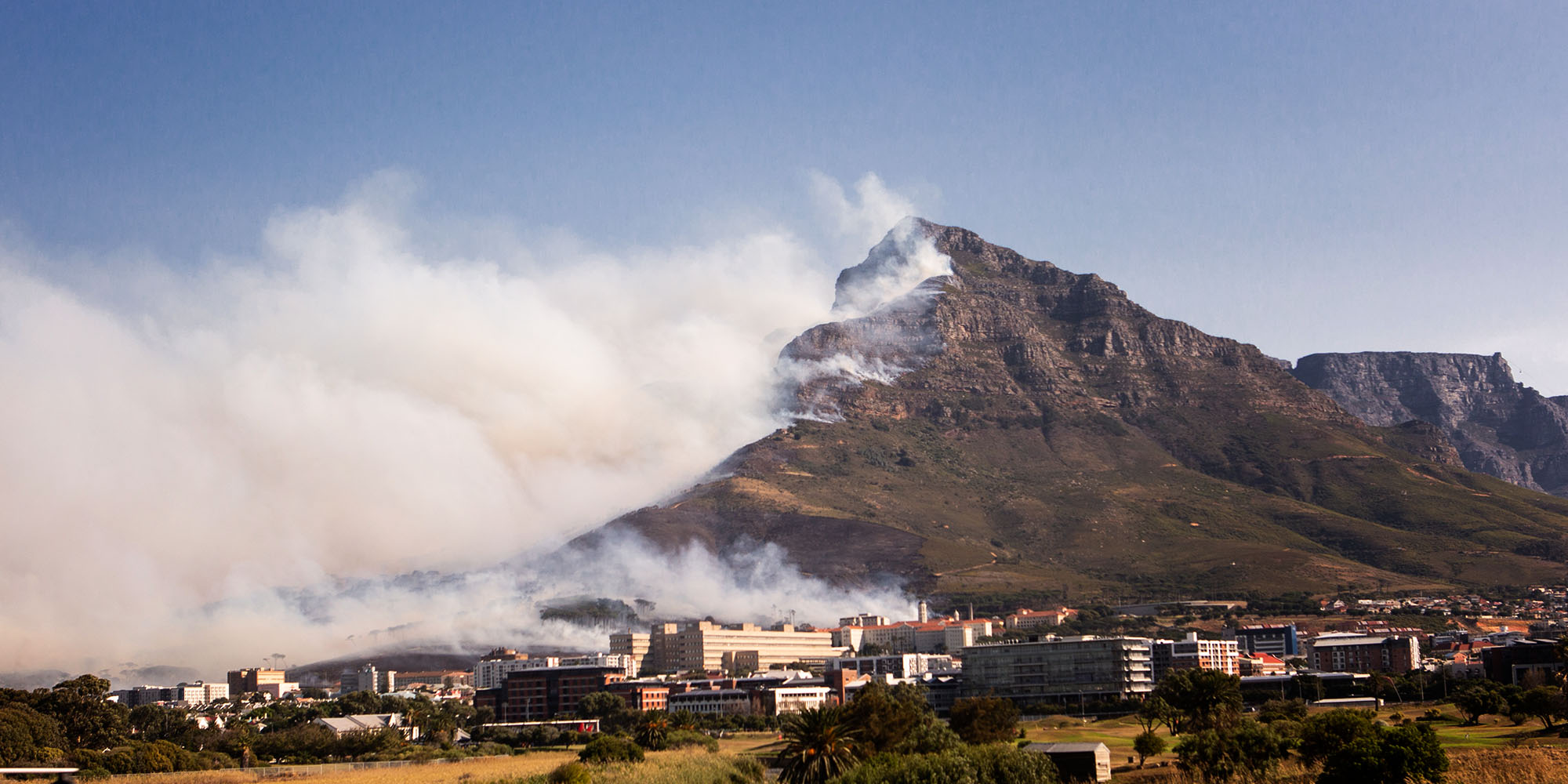 PYROCENE CAPE: Apocalyptic fire reaps day of unforgiving destruction in Mother City