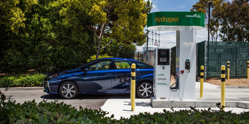 Hydrogen fuel-cell cars could spell boom or bust for SA