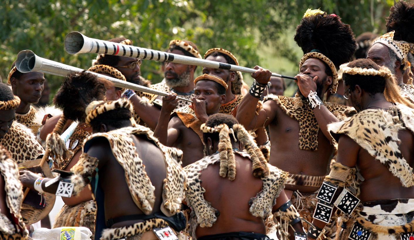The good times and the Zuma effect in Eshowe, KwaZulu-N