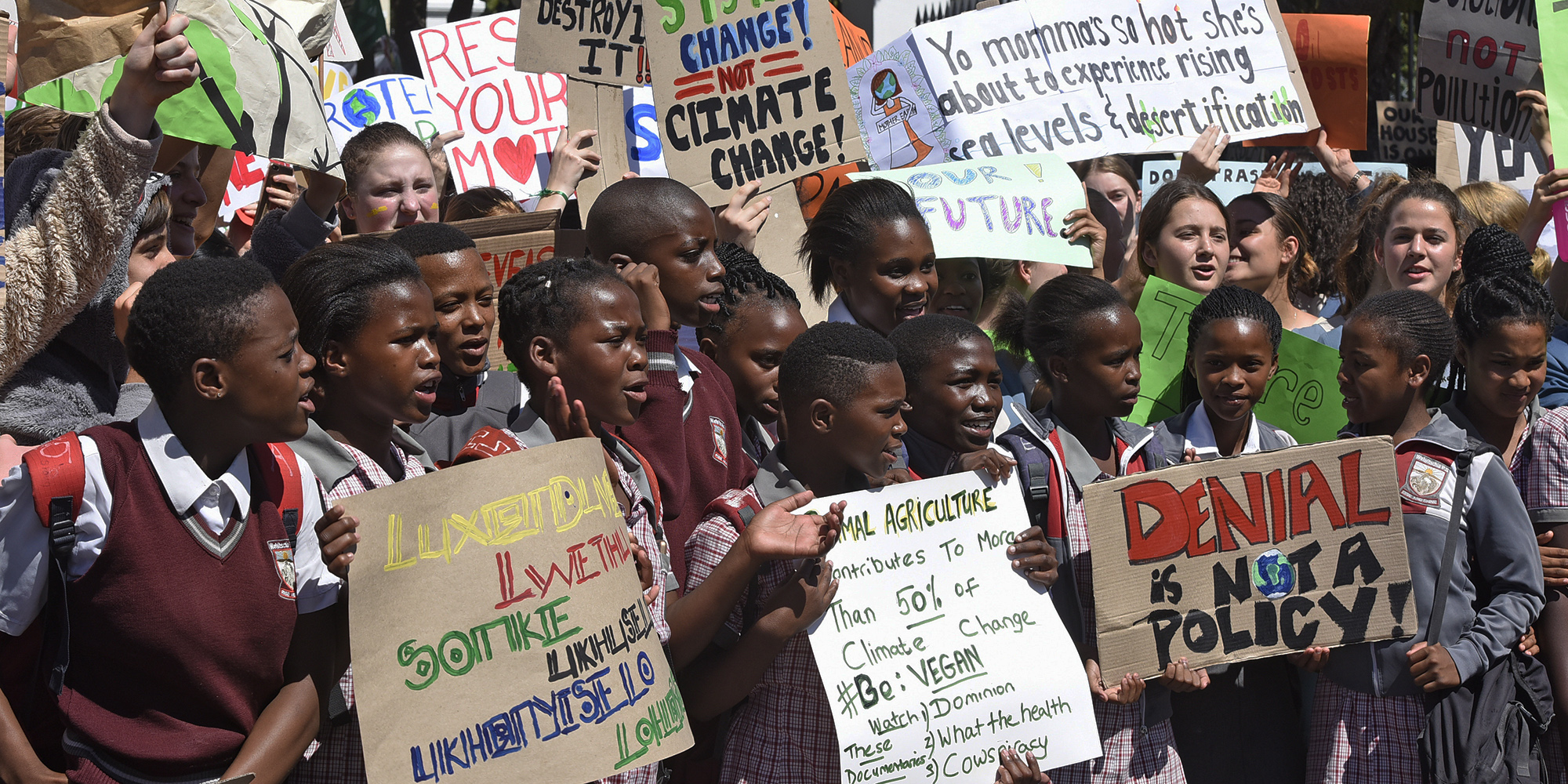 Global Strike Countdown: Change climate change and give us, the youth, a future