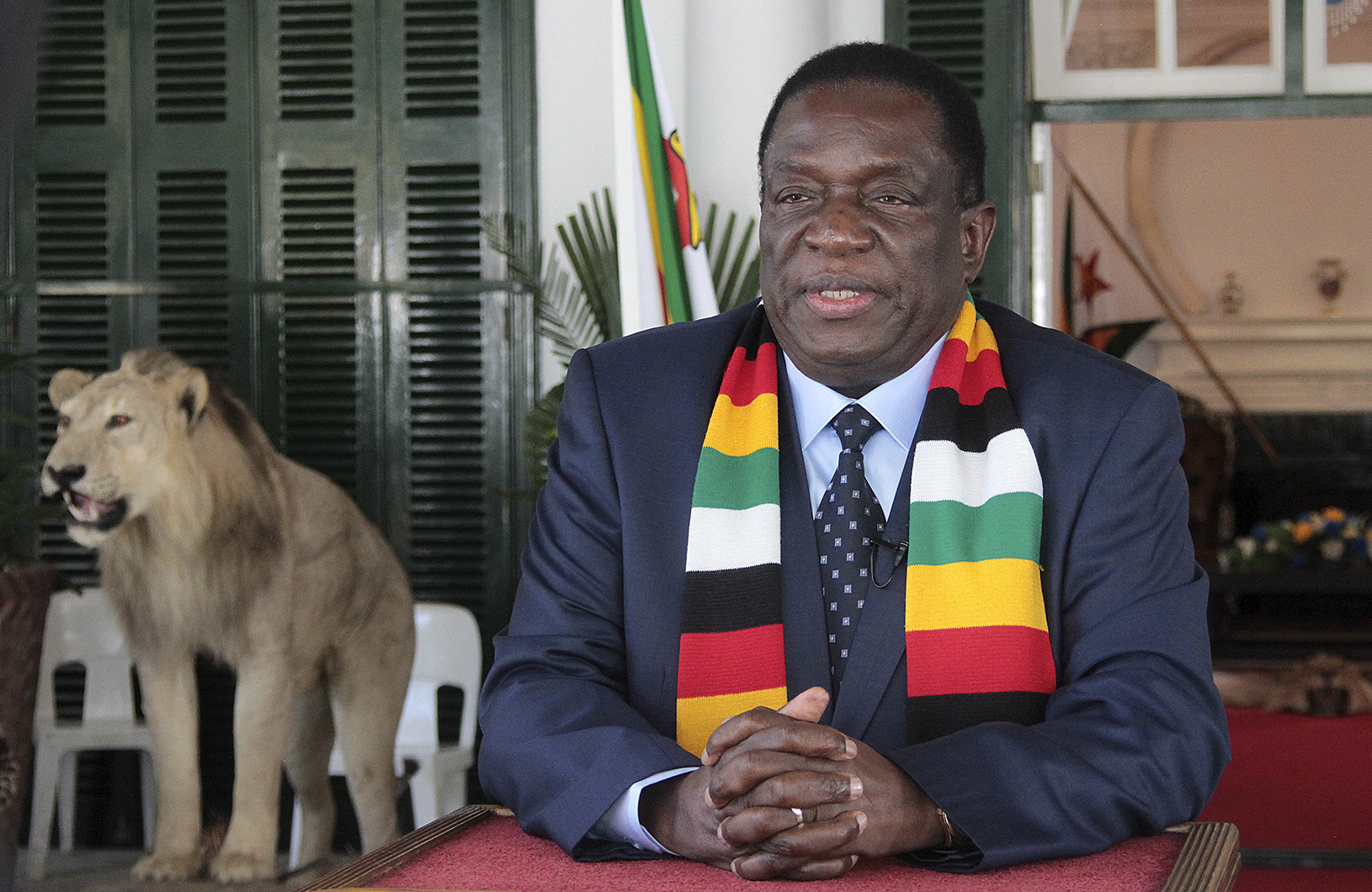 ISS TODAY: Zimbabwe to change its constitution under cover of Covid-19