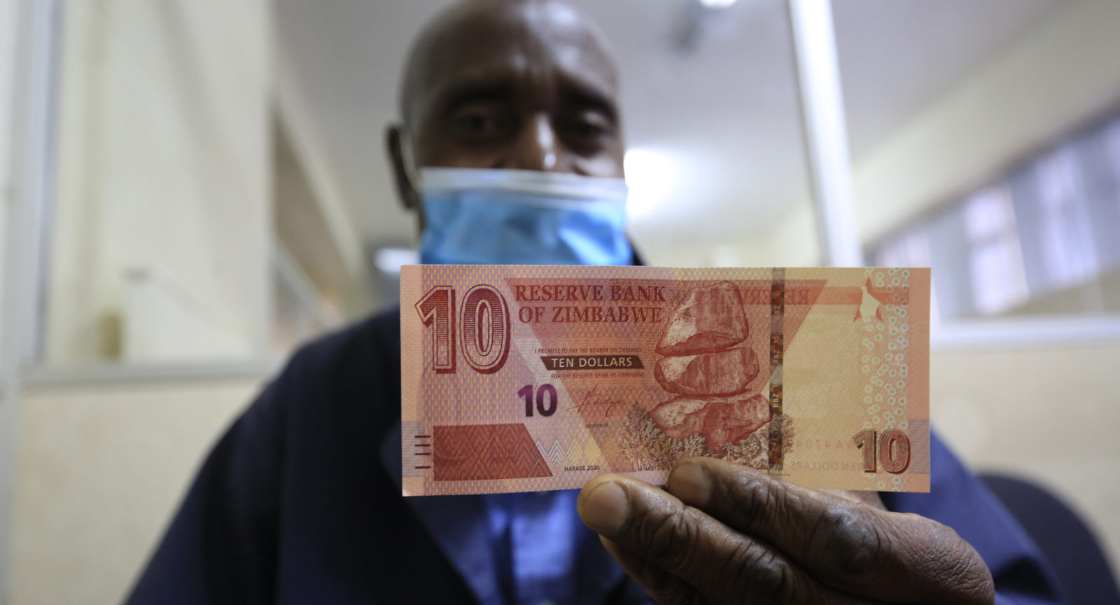 Zimbabwe government views Covid-19 crisis as an opportunity to loot new donor funds