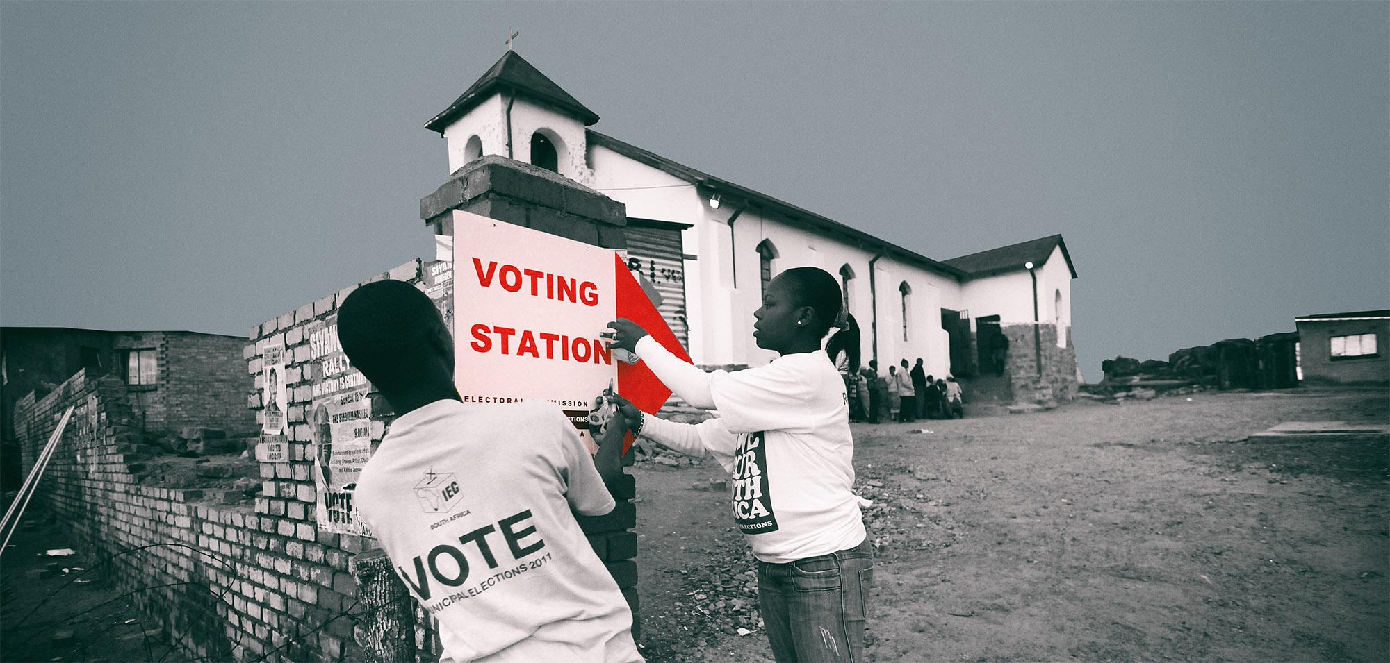 The 2021 municipal poll pushes on regardless of Covid-19, says IEC - Daily Maverick