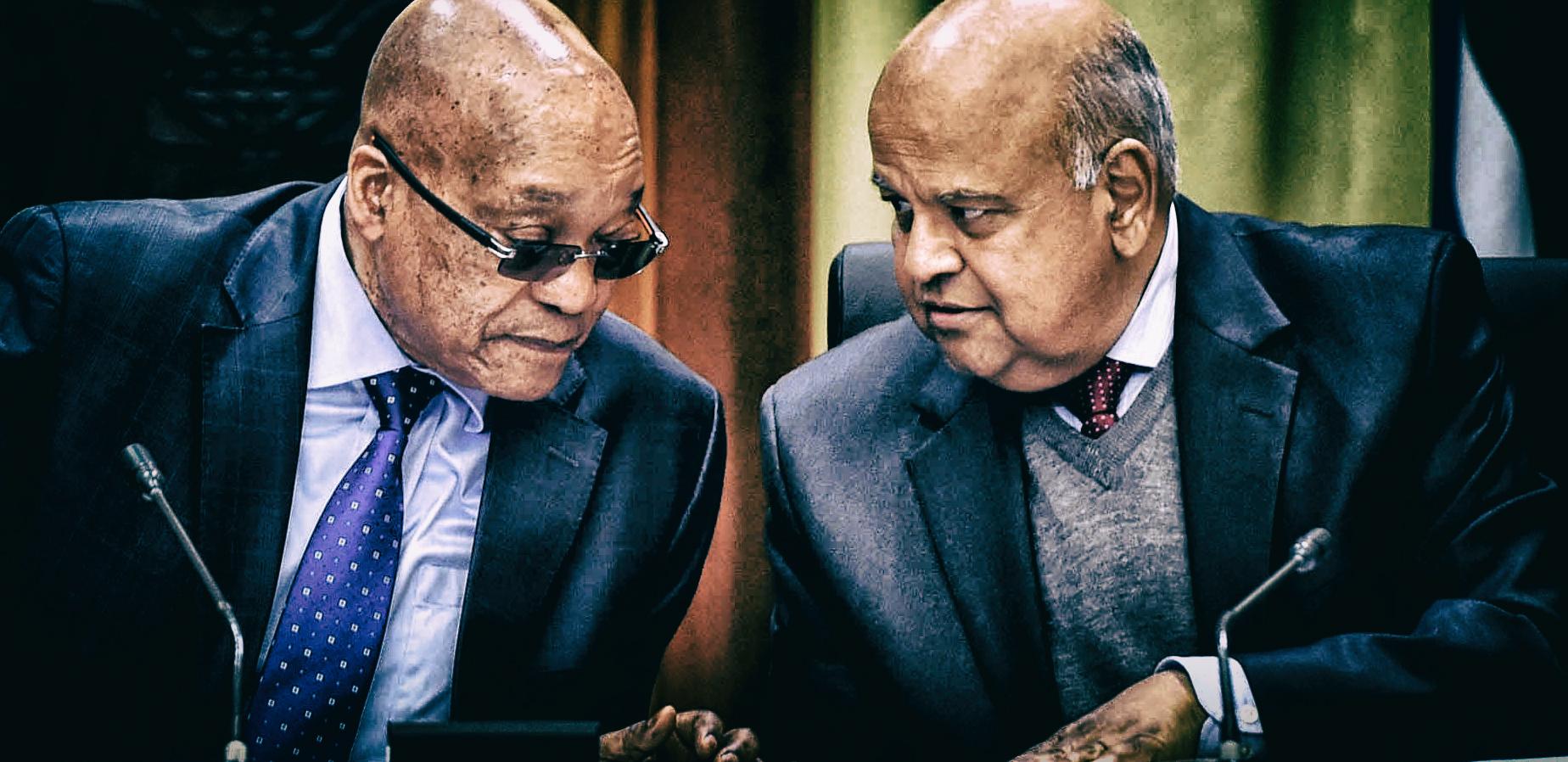 ConCourt verwerp die appèl van die presidensie oor Zuma se kabinet - Daily Maverick