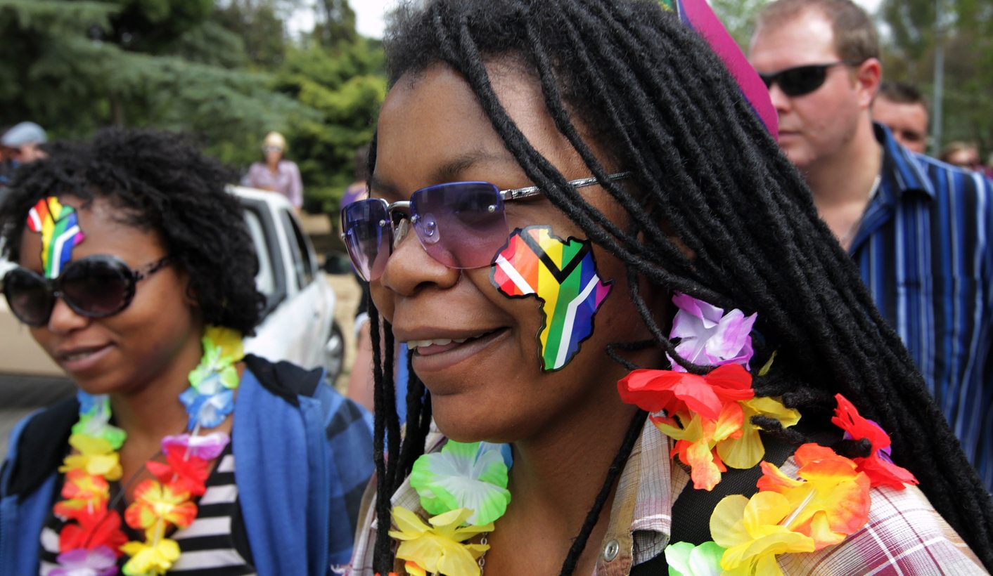 Homosexuality in south africa 2019