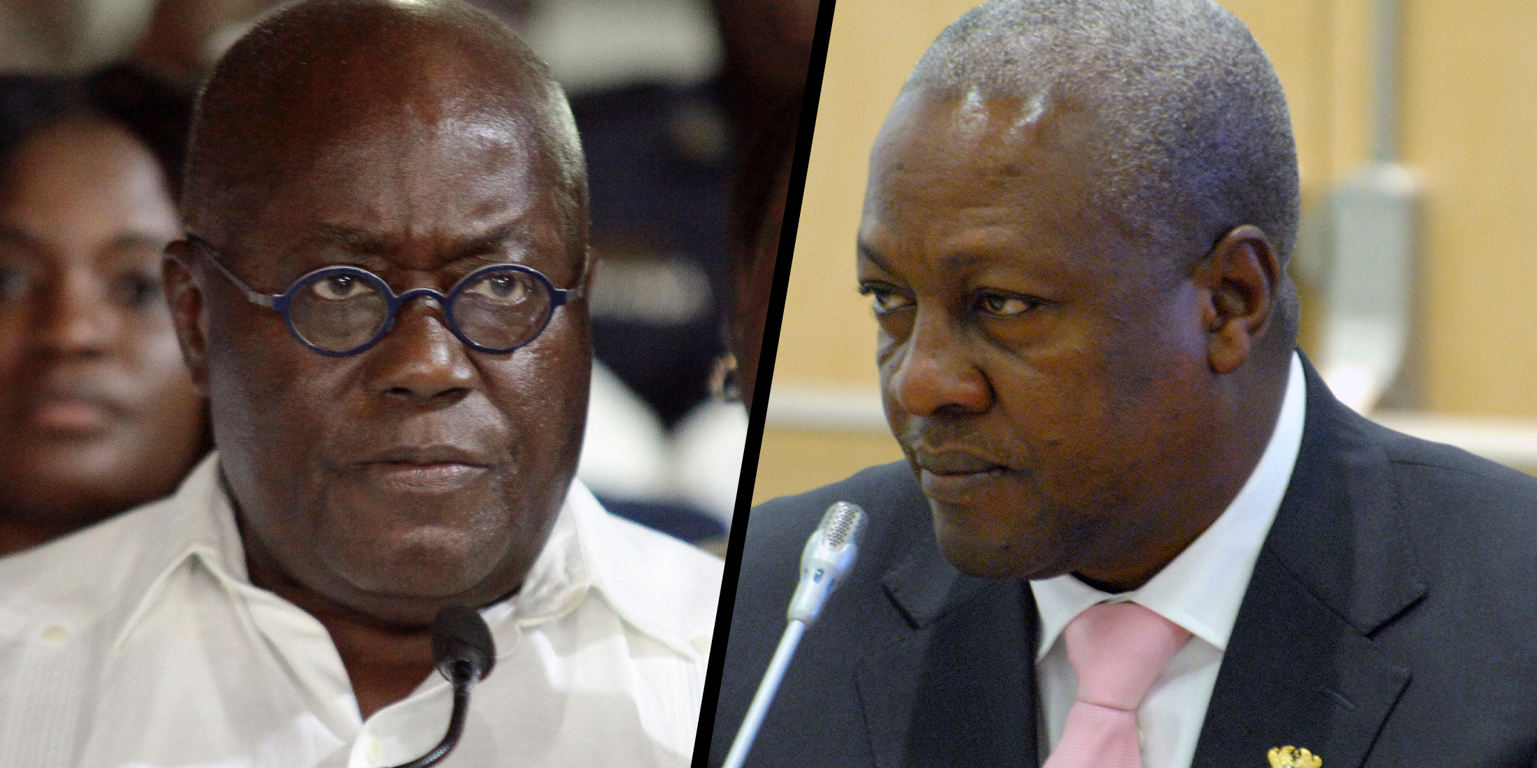 Ghana's election: A play for change or continuity