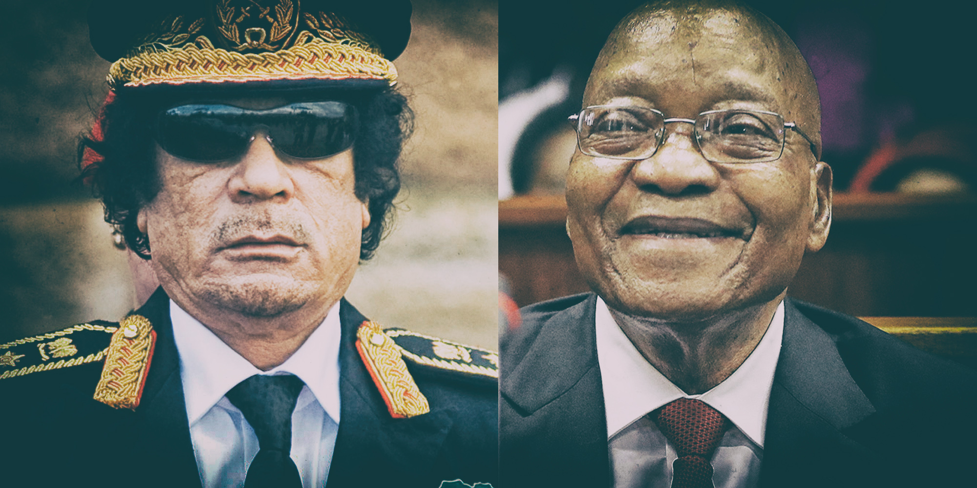 Gaddafi's money and the prospects of accountability: Zuma exposes not just himself, but South Africa too