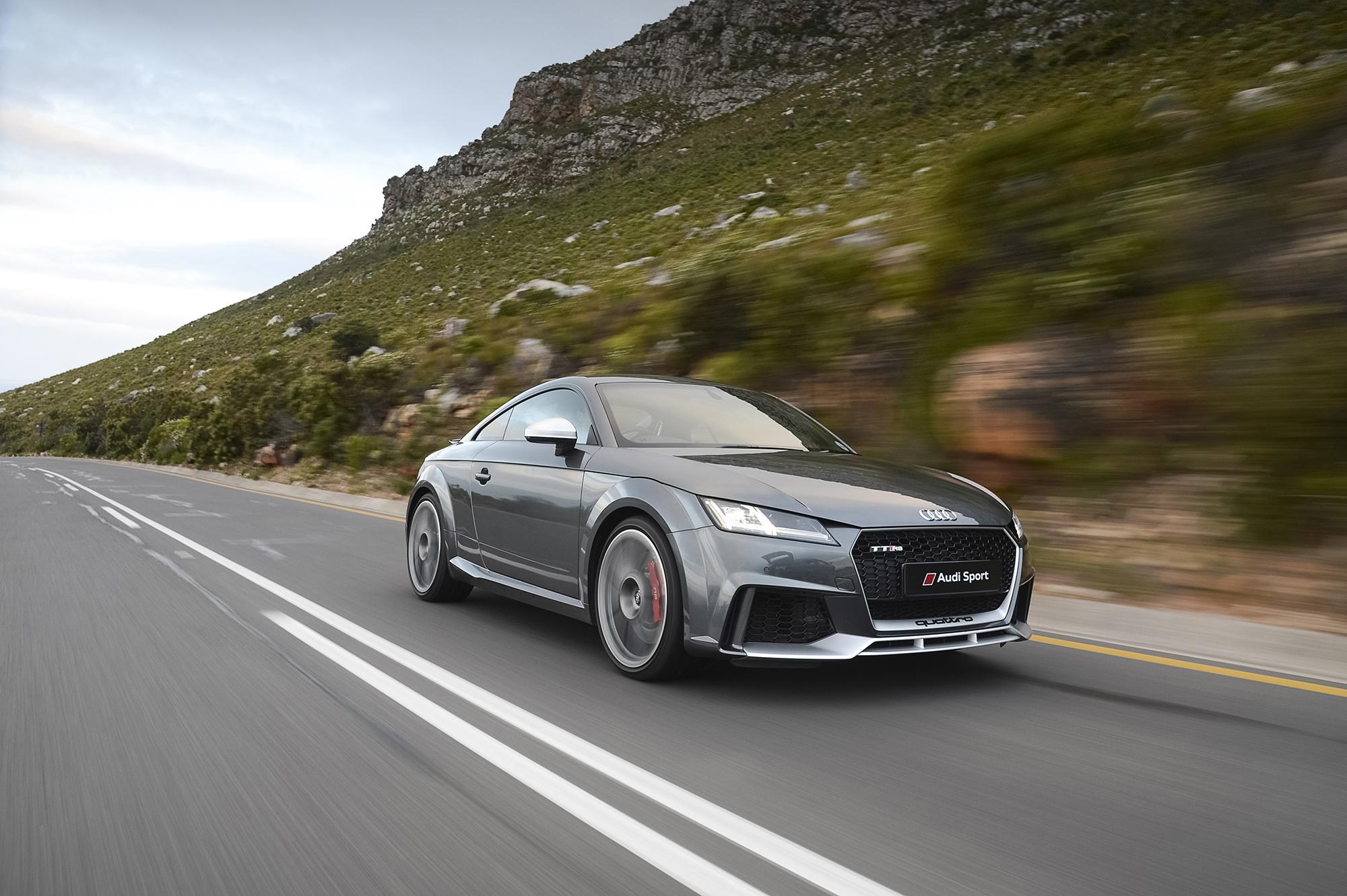 Audi RS TT Coupé