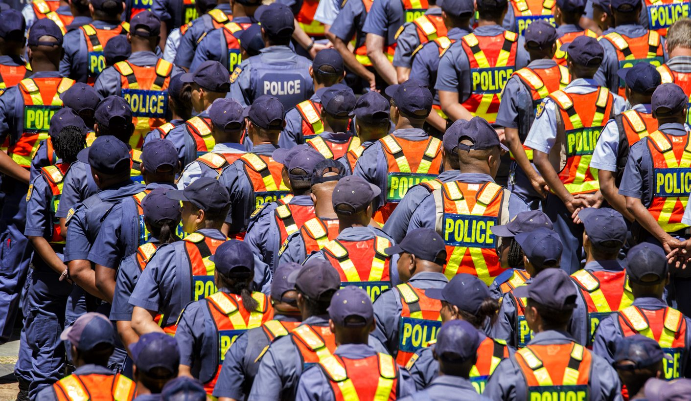 Are South African police salaries fair?