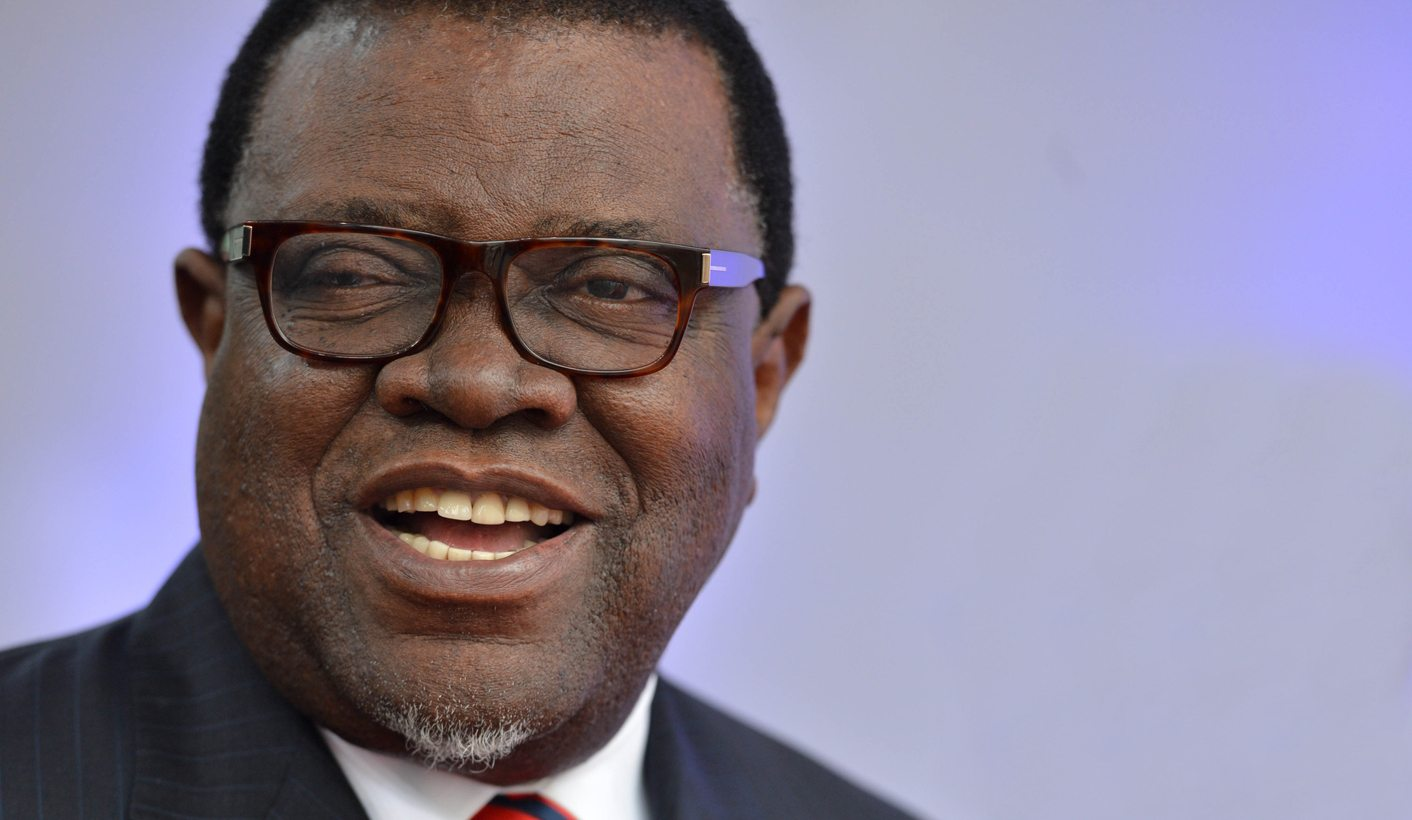 Namibia joins South Africa in same WhatsApp group over land reform