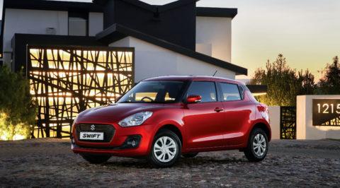 MOTORING: New Suzuki Swift: More of the same - just better