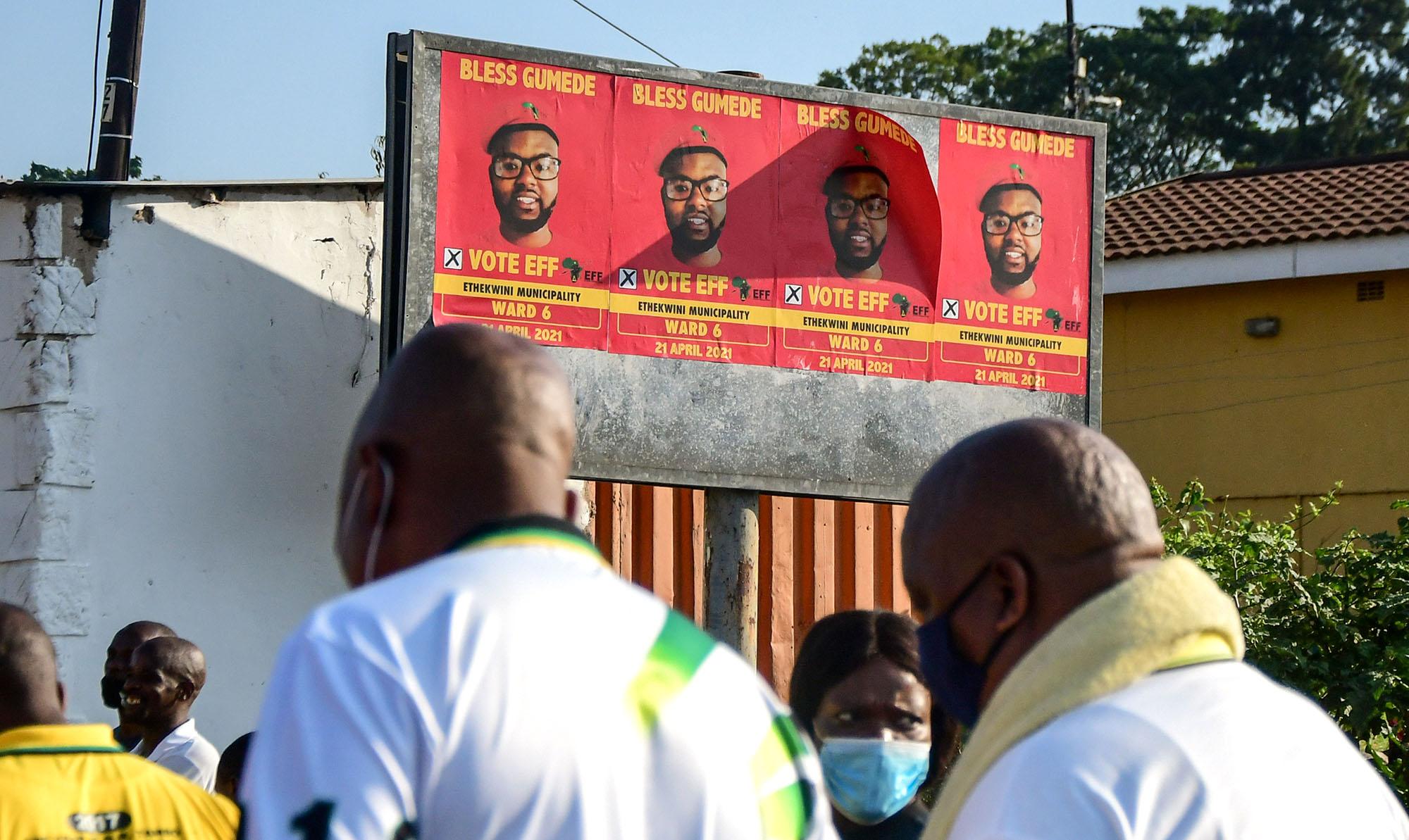 KwaZulu-Natal: ANC win rural KZN ward off IFP, while red berets make their mark in eThekwini - Daily Maverick