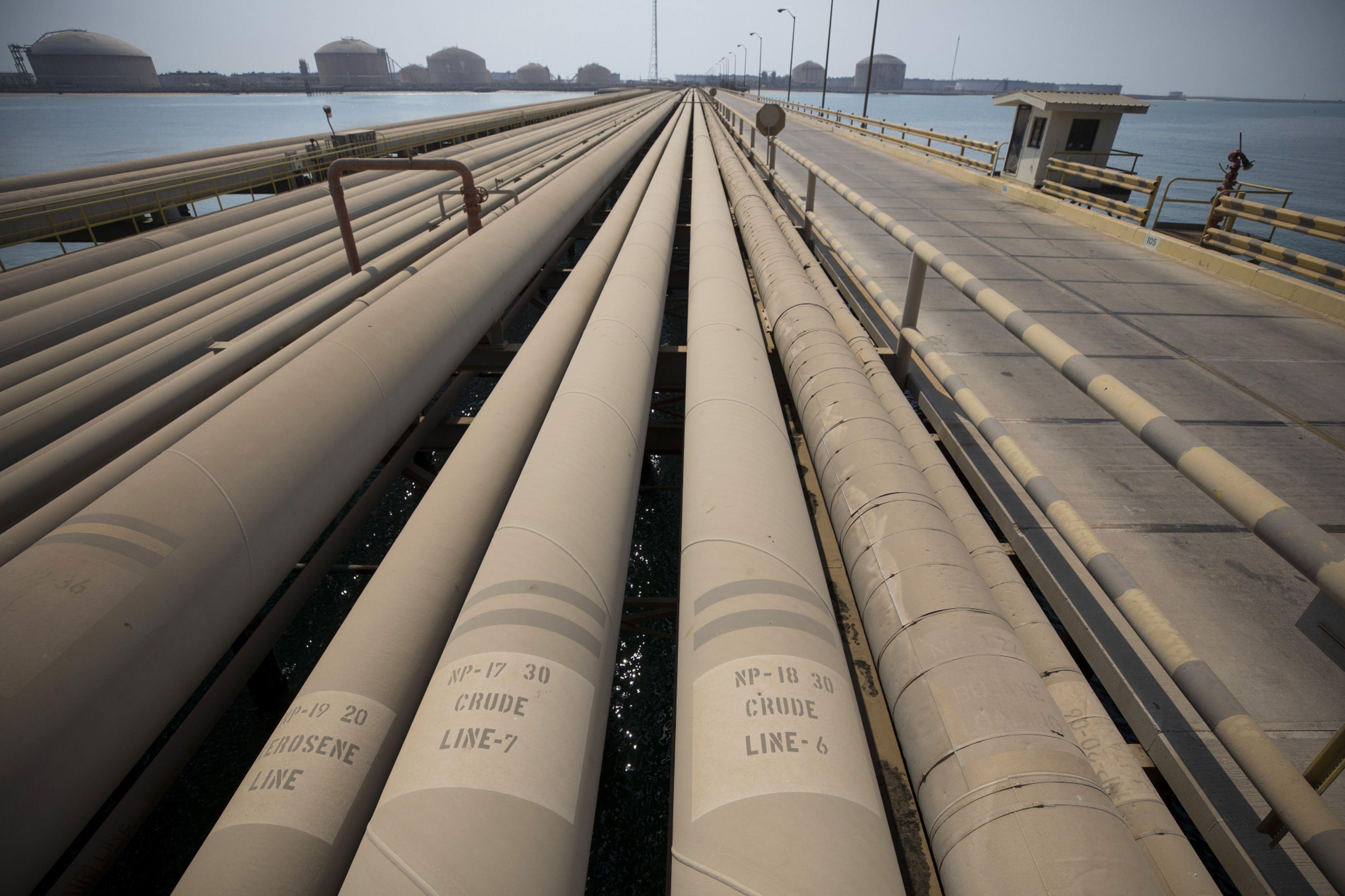 Oil Rises After Drone Attack on Saudi Arabia Disrupts Gulf Calm