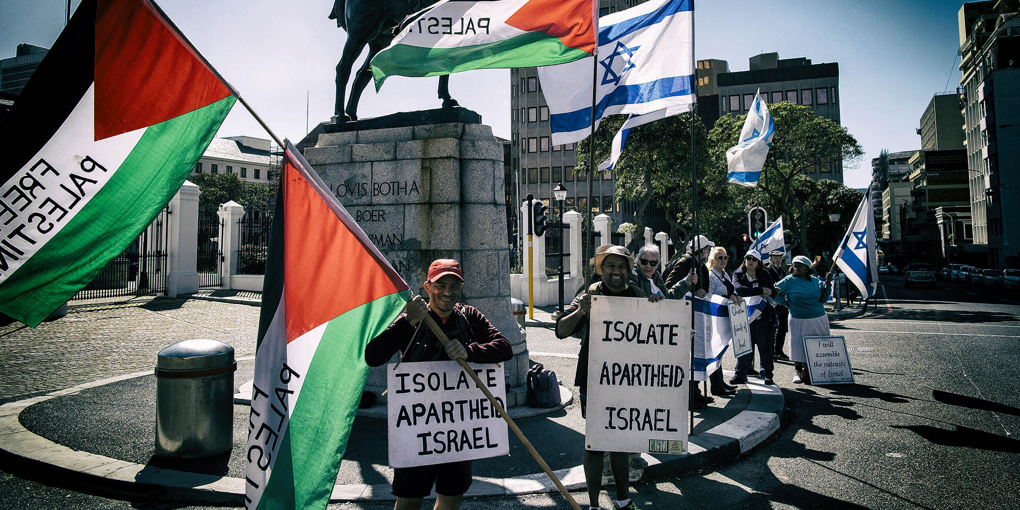 Letter to the Editor: 'South Africa has an opportunity to reset its Israel-Palestine bias'