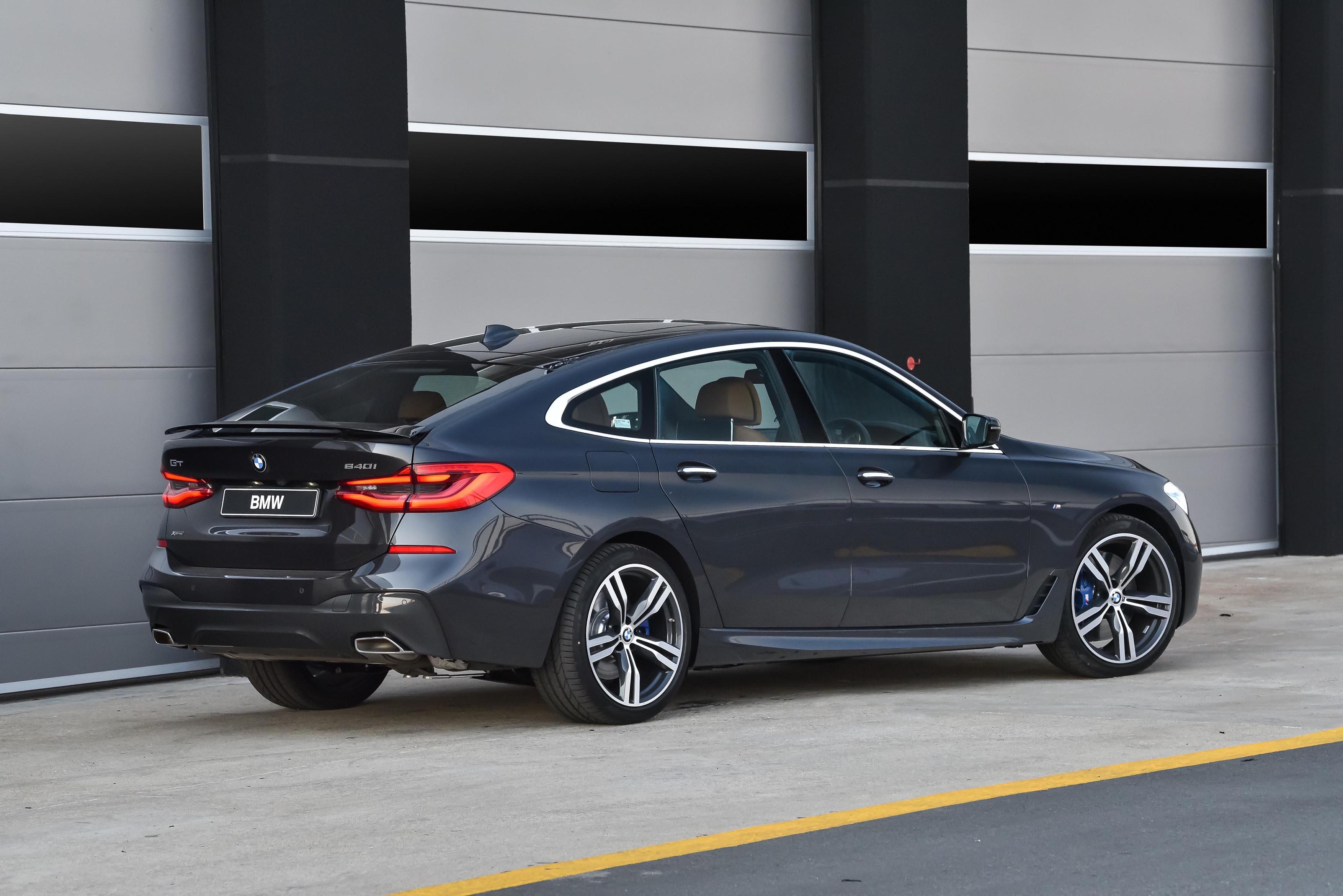 BMW 640i GT – A new twist on a familiar formula