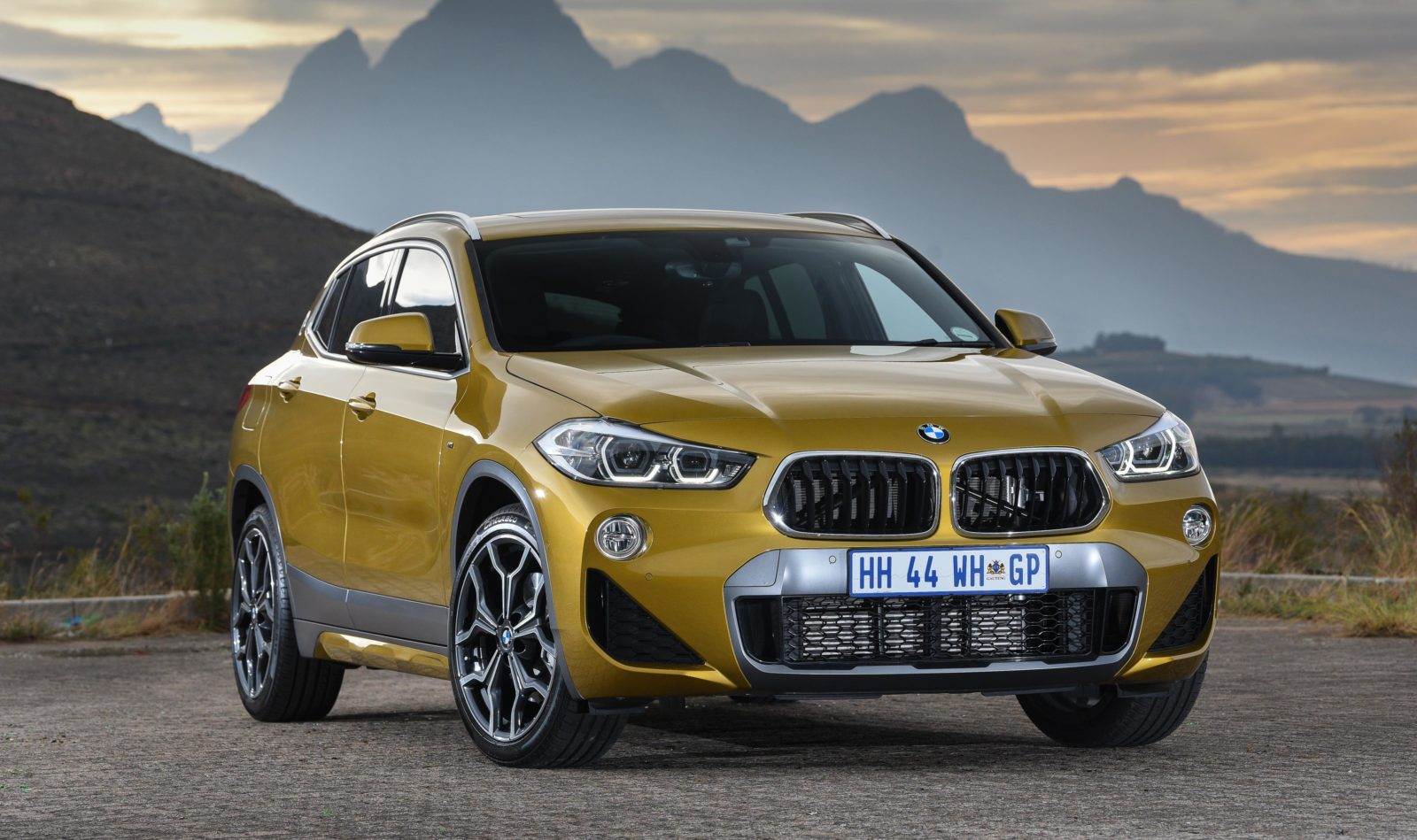Bmw X2 2 0i Sdrive At Conquering The Concrete Jungle In Style