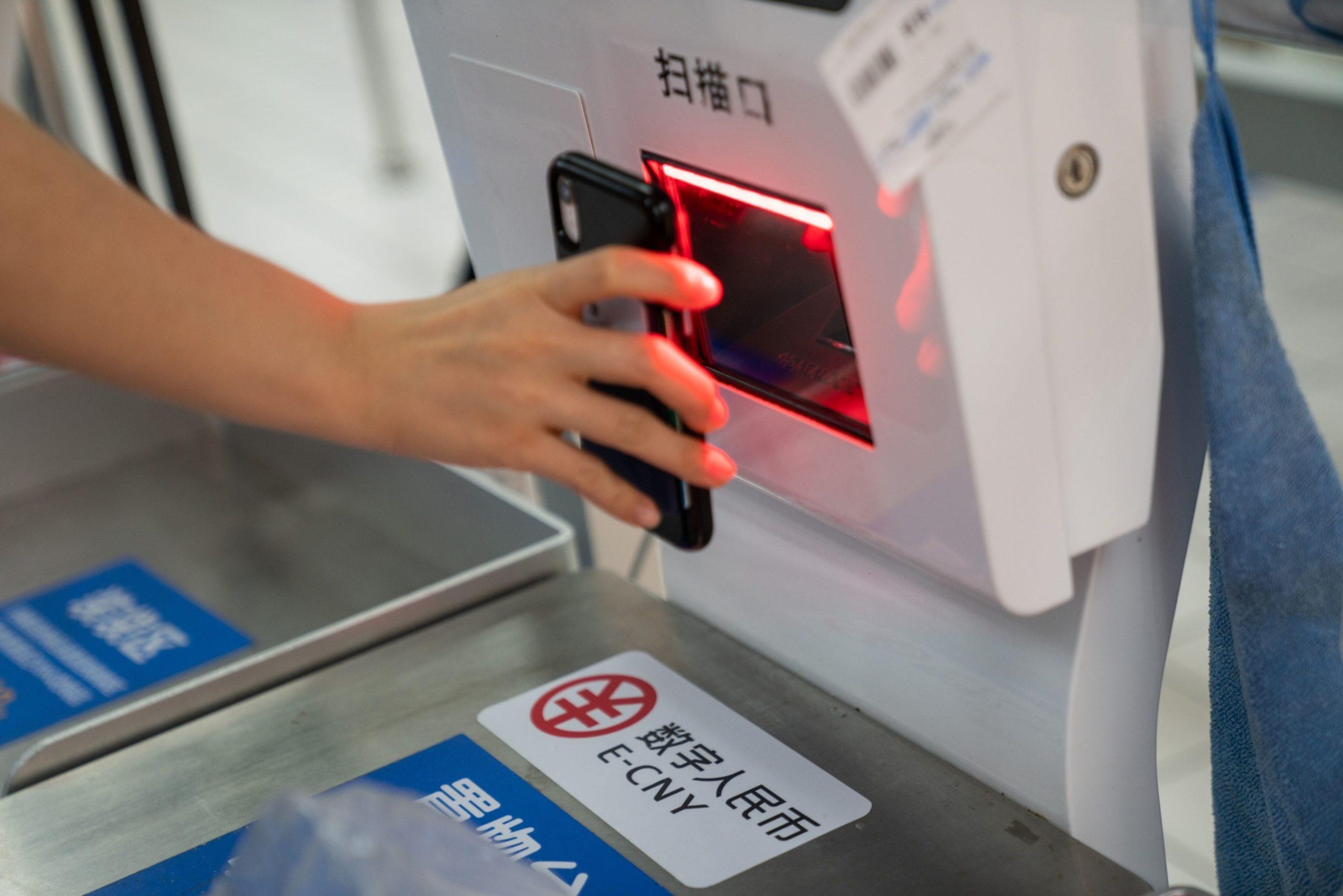 Business Maverick: Biden Team Eyes Potential Threat From China's Digital Yuan