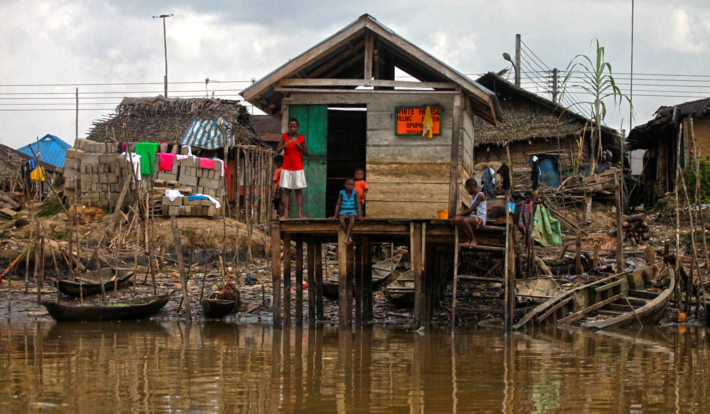 Letter from Nigeria: The Niger River Delta looks at lif