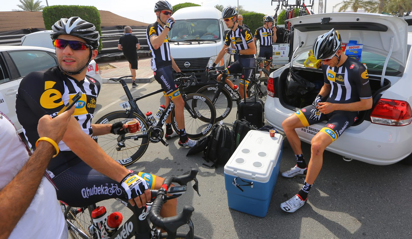 Ryder on the storm  MTN-Qhubeka will be the first Afric... 0233c0c0e