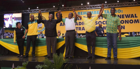 ANALYSIS: ANC NEC's major indecision and authority problem