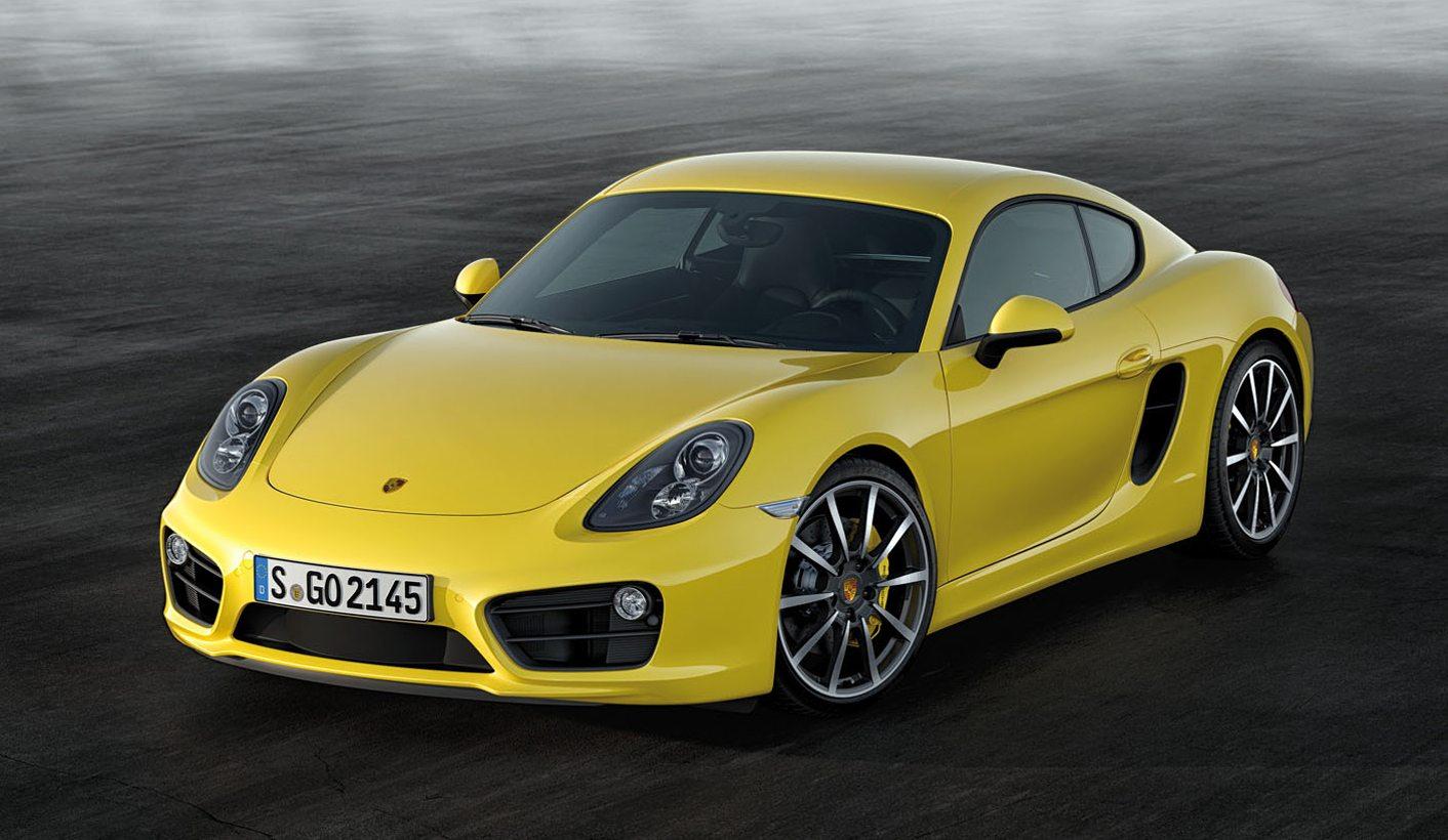 Porsche Cayman S: Should the 911 be worried?   Daily Maverick