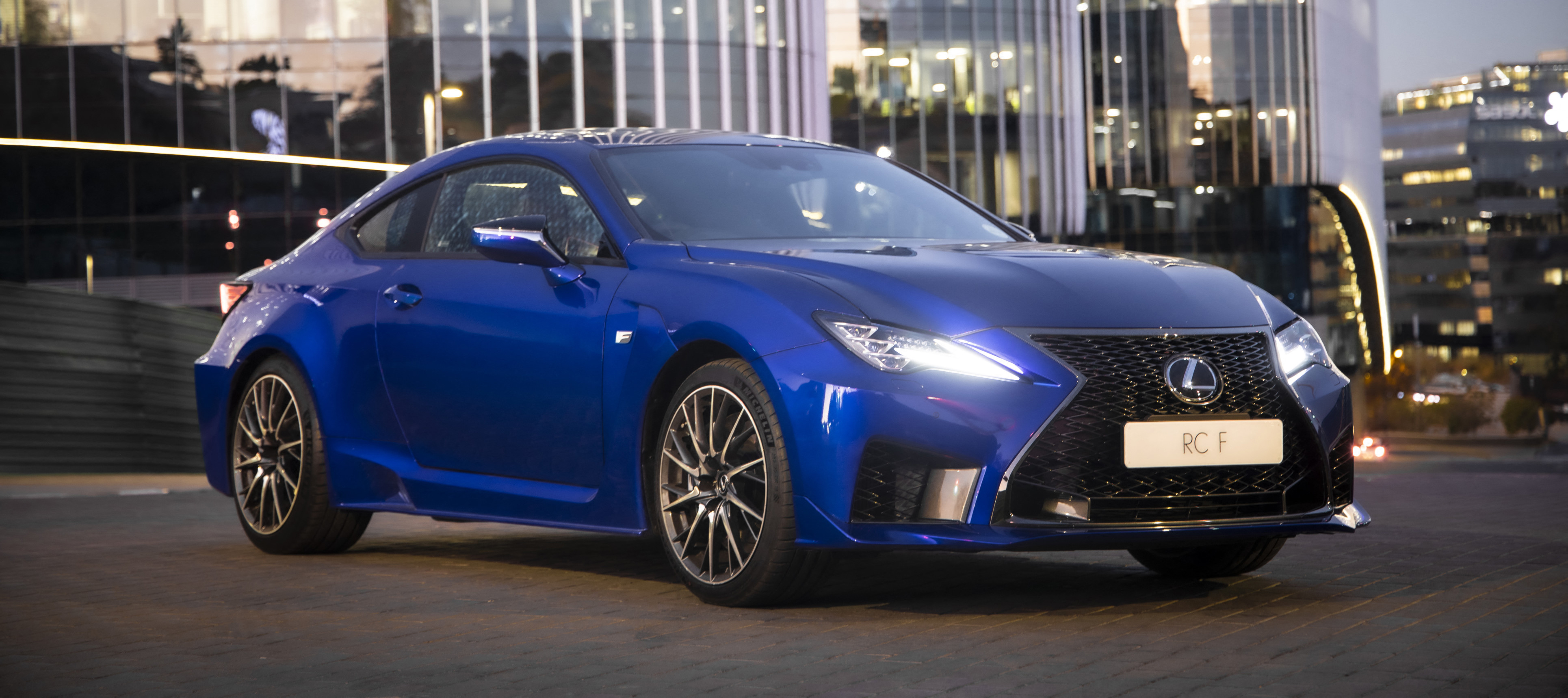Lexus Rc F And Track Edition Stylish Speed Demons T