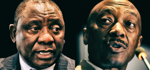 Analysis: Desperation Central - Moyane makes new demands on Ramaphosa